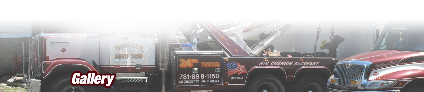 Truck Recovery Services in the Greater Boston Area