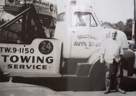 Waltham Auto Towing Service